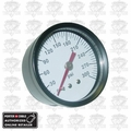 "Porter-Cable PAS5 Air Pressure Gauge - 2"" Back Mount, 300 PSI"