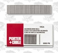 "Porter-Cable PBN18063 Box of 5,000 5/8"" 18 Gauge Galvanized Brad Nails"