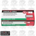 Porter-Cable PBN18200 Galvanized Brad Nails