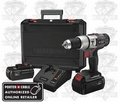 Porter-Cable PC180CHDK-2 Tradesman Cordless Hammer Drill Kit