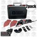 Porter-Cable PCE605K 3.0 AMP Oscillating Multi-Tool Kit