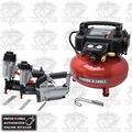 Porter-Cable PCFP12234 Nailer Stapler Compressor Combo Kit
