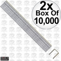 """Porter-Cable PUS38G 2x 10,000pk 3/8"""" x 3/8"""" 22 Gauge Upholstery Staples"""