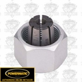 "Powermatic 1791207 1/4"" Router Collet (with Nut) for PM2700 Shaper"