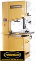 "Powermatic 1791260 24"" Industrial Band Saw"