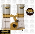 Powermatic 1792074K PM1900TX-CK3 3HP 3PH Turbo Cone Dust Collector