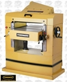 "Powermatic 1791267 201HH 22"" Planer 7-1/2 HP, 1PH, 230 V + Helical Cutter"