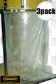 Powermatic 6286601 Plastic Dust Collector Lower Bag