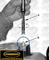 Powermatic 701-180 Chisel Sharpening Cone
