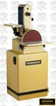 Powermatic 1791291K Model 31A 1-1/2 HP Belt/Disc Sander