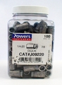 Powers Fasteners J09220 100pk 1/4-20 x 7/8 Calk-In