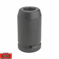 "Proto Tool J10075ML 6 Point 1"" Drive Deep Impact Socket"