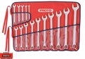 "Proto Tool J1200FASD 15pc 5/16"" - 1-1/4"" Satin Comb ASD Wrench Set 12pt"