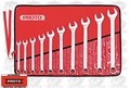 Proto Tool J1200GASD Combination Wrench Set