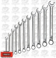 "Proto Tool J1200H11T5 11pc 3/8"" - 1"" SAE Combination Wrench Set"