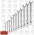 Proto Tool J1200HM11T5 11pc 7mm - 19mm Metric Combination Wrench Set