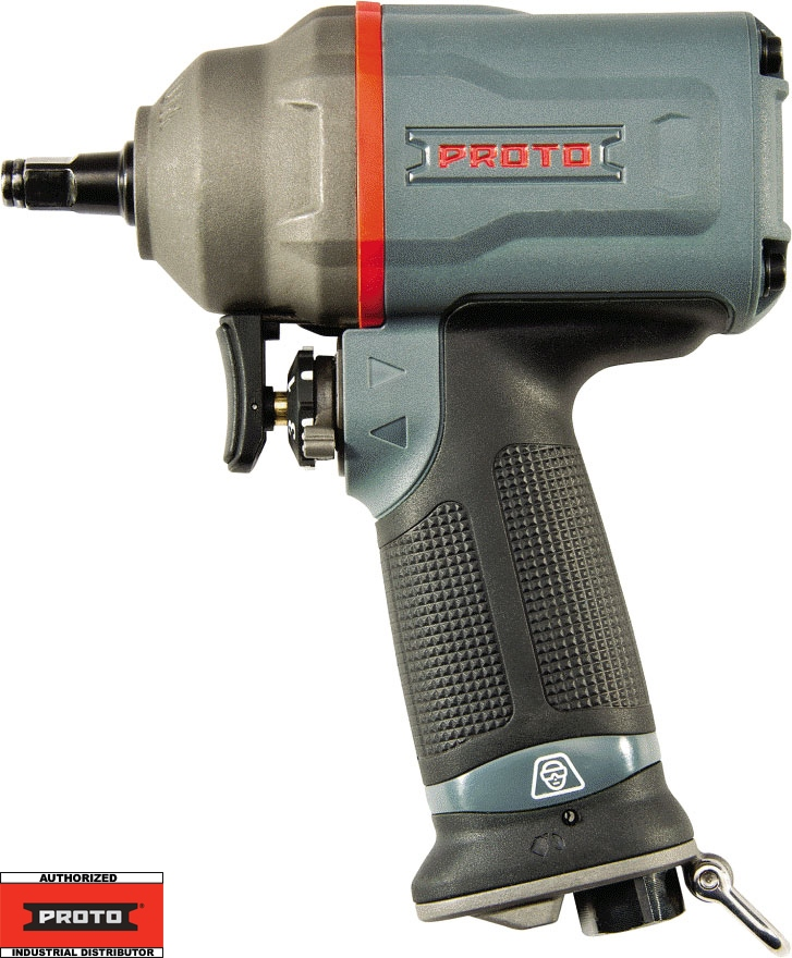 Proto Tool J138WP 3/8'' Air Impact Wrench 525 ft/lbs