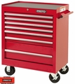 "Proto Tool J442735-7RD 27"" Red Roller Cabinet"