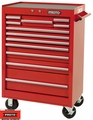 "Proto Tool J442742-12RD 27"" Red Roller Cabinet"