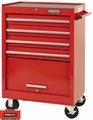 "Proto Tool J442742-4RD 27"" Red Roller Cabinet"
