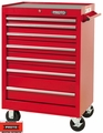 "Proto Tool J442742-7RD 27"" Red Roller Cabinet"