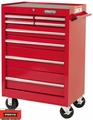 "Proto Tool J442742-8RD 27"" Red Roller Cabinet"