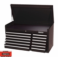 "Proto Tool J444119-12BK 12 Drawer 41"" Black Top Chest"