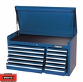 "Proto Tool J444119-12BL 12 Drawer 41"" Blue Top Chest"