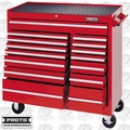 "Proto Tool J444142-15RD 41"" Red Workstation"