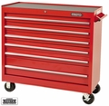 "Proto Tool J444142-6RD 41"" Red Workstation"