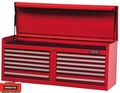 "Proto Tool J445419-12RD 12 Drawer 54"" Red Top Chest"