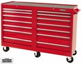 "Proto Tool J445442-14RD 54"" Red Workstation"