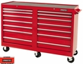 "Proto Tool J445442-14RD 14 Drawer 54"" Red Workstation"