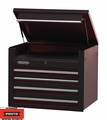 "Proto Tool J453427-4BK 4 Drawer 34"" Black Top Chest"