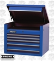 Proto Tool J453427-5BL 34'' Blue Top Chest