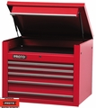 Proto Tool J453427-5RD 34'' Red Top Chest