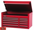 "Proto Tool J455027-10RD 10 Drawer 50"" Red Top Chest"
