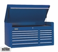 Proto Tool J455027-12BL 50'' Blue Top Chest