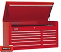 "Proto Tool J455027-12RD 12 Drawer 50"" Red Top Chest"