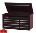 "Proto Tool J455027-8BK 8 Drawer 50"" Black Top Chest"