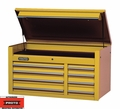 "Proto Tool J455027-8YL 8 Drawer 50"" Yellow Top Chest"
