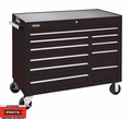 "Proto Tool J455041-10BK 10 Drawer 50"" Black Workstation"