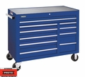"Proto Tool J455041-10BL 10 Drawer 50"" Blue Workstation"