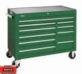 "Proto Tool J455041-10GR 10 Drawer 50"" Green Workstation"