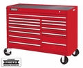 "Proto Tool J455743-13RD 57"" Red Workstation"