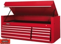 Proto Tool J456627-10RD 66'' Red Top Chest