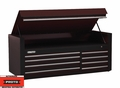 "Proto Tool J456627-8BK 8 Drawer 66"" Black Top Chest"