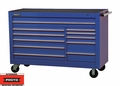 "Proto Tool J456646-11BL 11 Drawer 66"" Blue Workstation"
