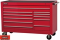 "Proto Tool J456646-11RD 11 Drawer 66"" Red Workstation"