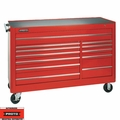 "Proto Tool J456646-12OR 12 Drawer 66"" Orange Workstation"